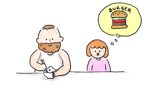 外国人 米 食べる