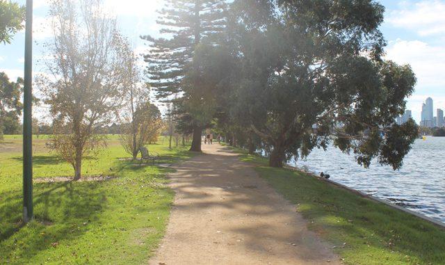 メルボルンalbertpark