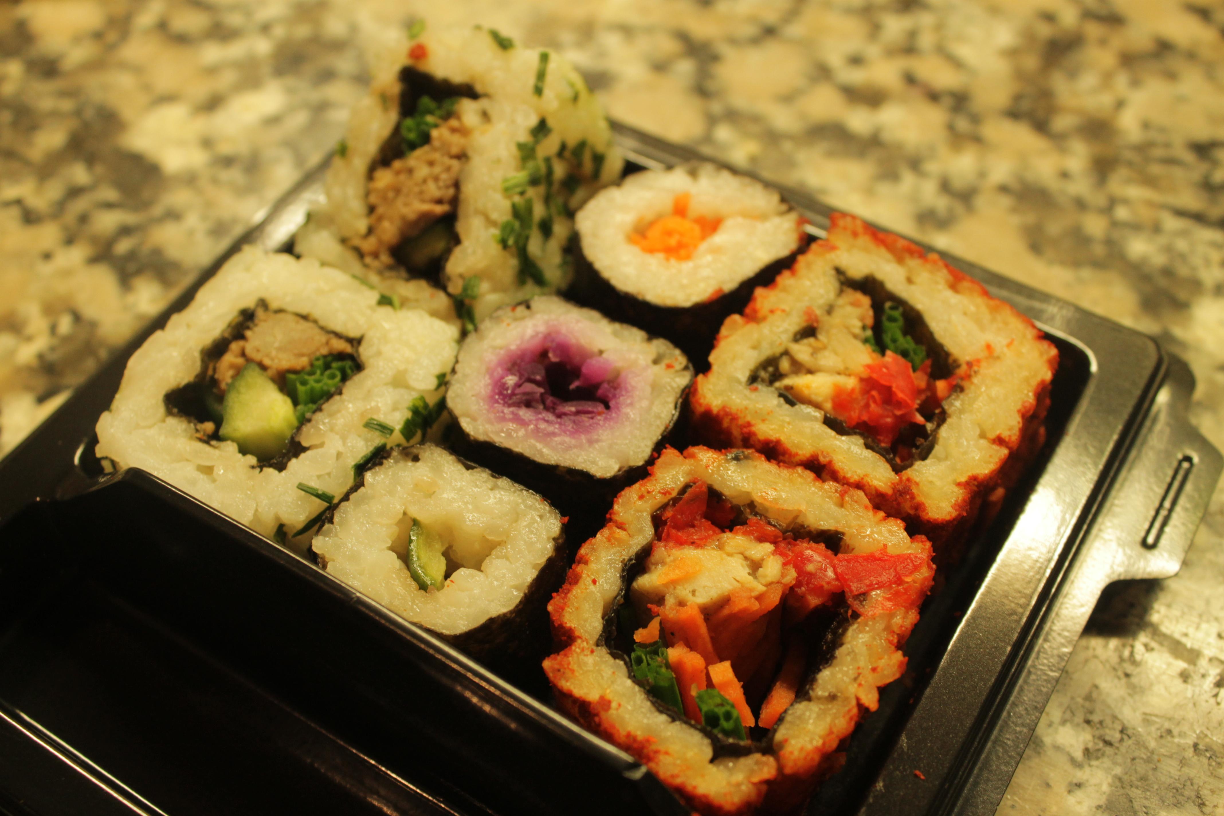 海外の日本食