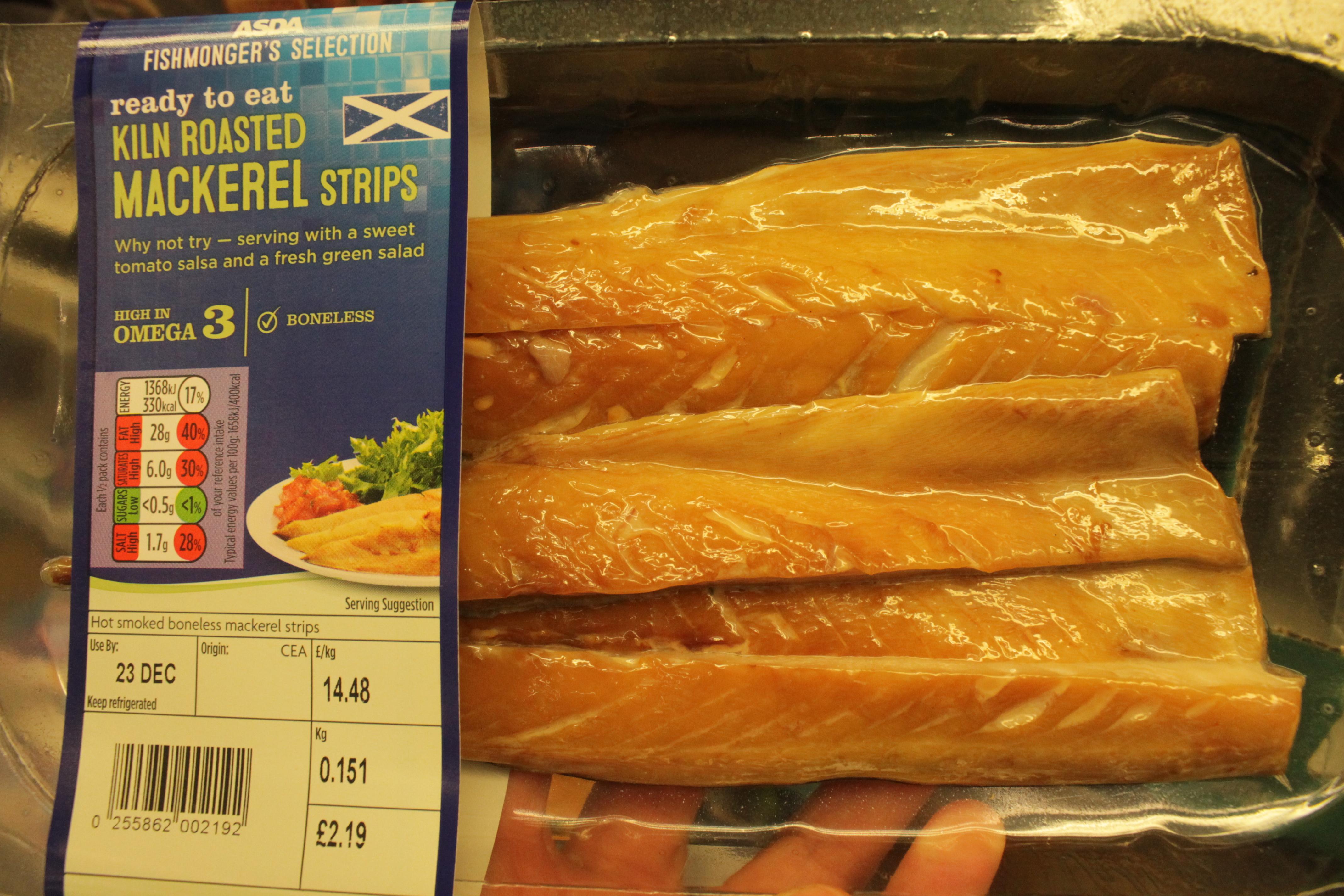 イギリス 魚