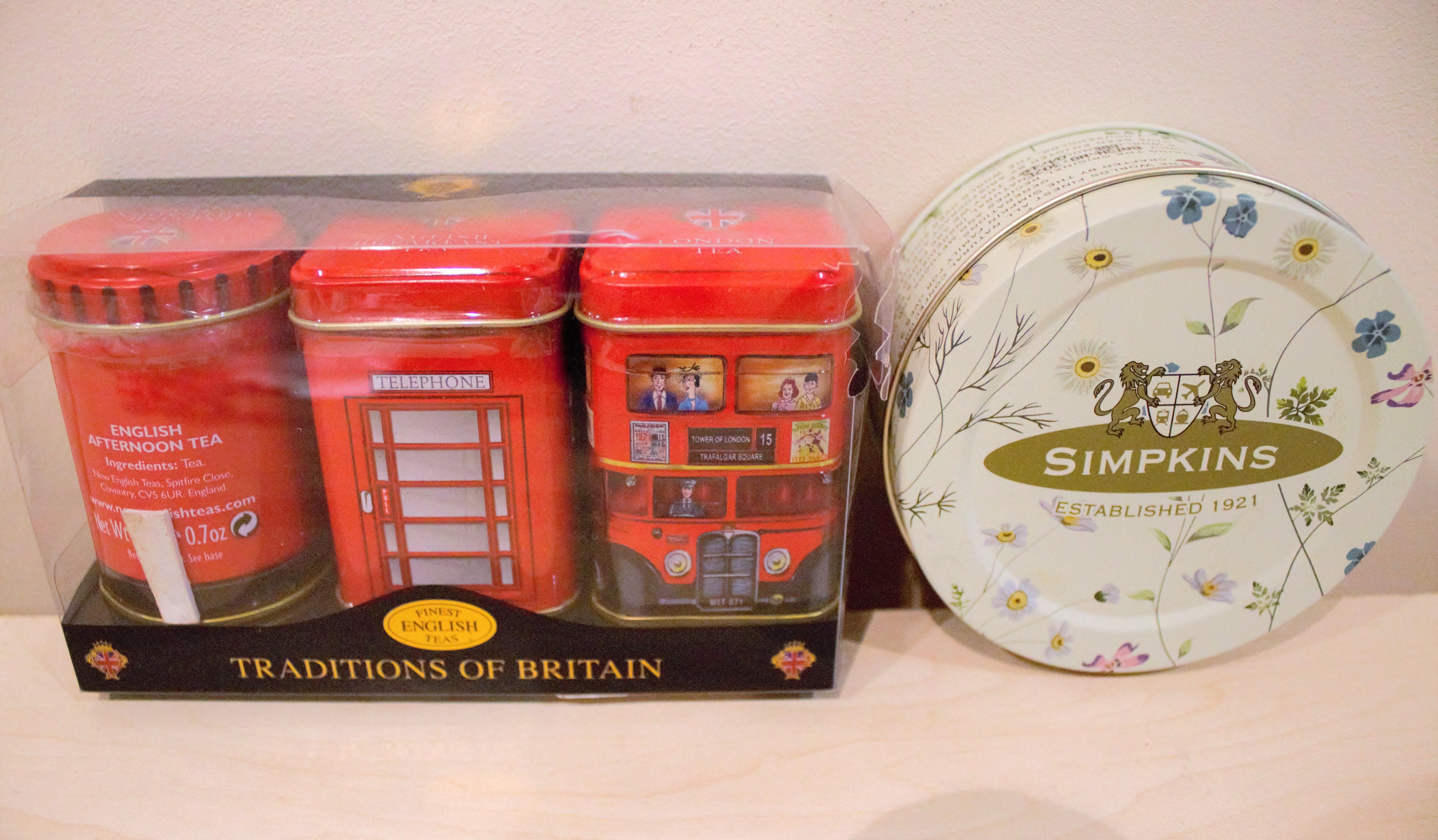イギリス お土産