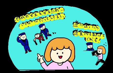 日本の交番 海外