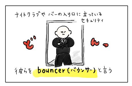 バウンサー1white