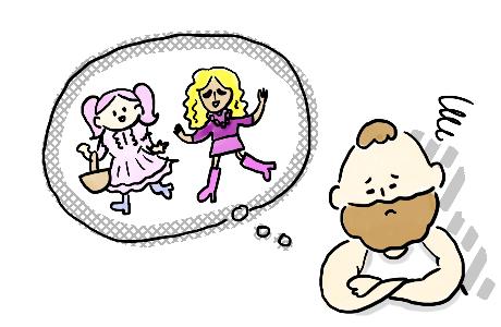 外国人の日本のイメージ4 white